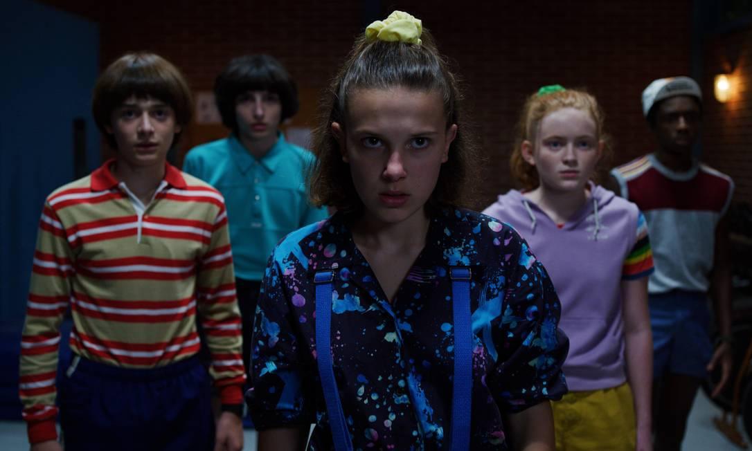 Quarta temporada de 'Stranger Things' ganha novo teaser