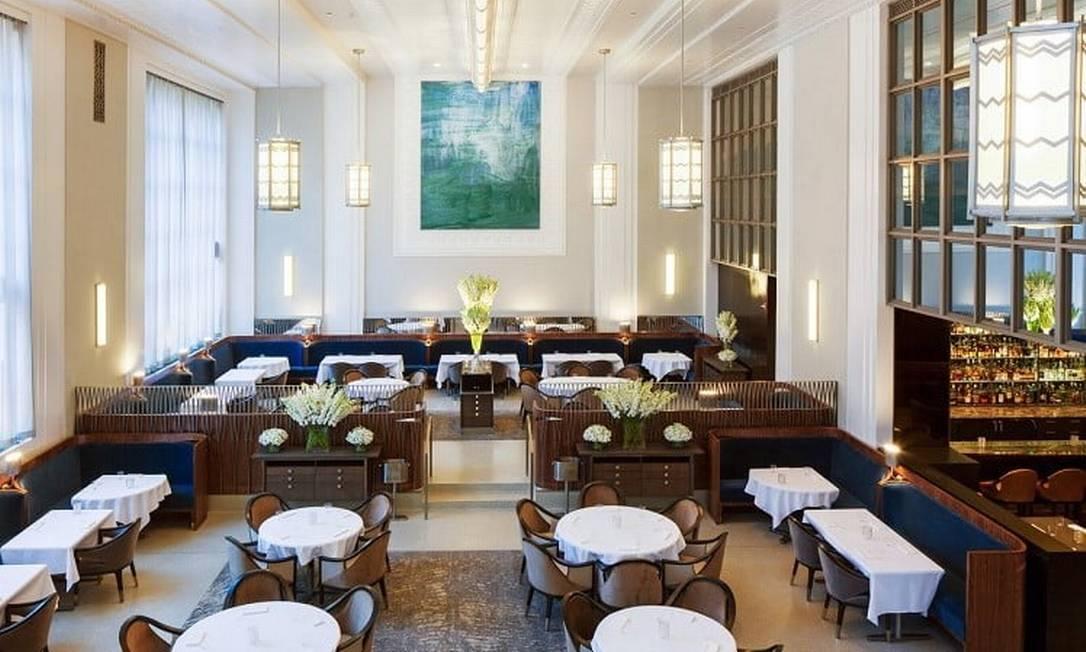 Eleven Madison Park, eleito o melhor restaurante do mundo, virou vegano Foto: Divulgação