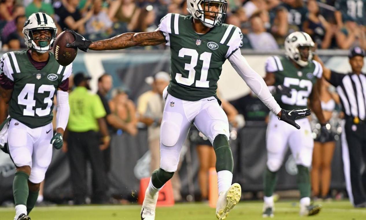 17º - New York Jets (NFL): 3,55 bilhões de dólares Foto: Eric Hartline / USA TODAY Sports