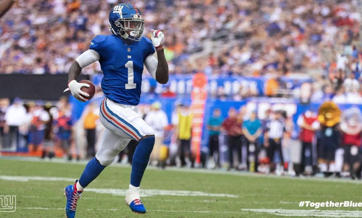 9º - New York Giants (NFL): 4,3 bilhões de dólares Foto: New York Giants (NFL)