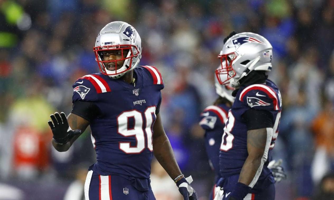8º - New England Patriots (NFL): 4,4 bilhões de dólares Foto: Omar Rawlings / AFP