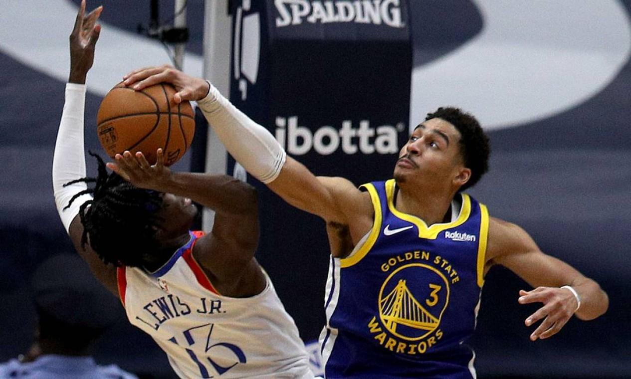 6º - Golden State Warriors (NBA): 4,7 bilhões de dólares Foto: Sean Gardner / AFP