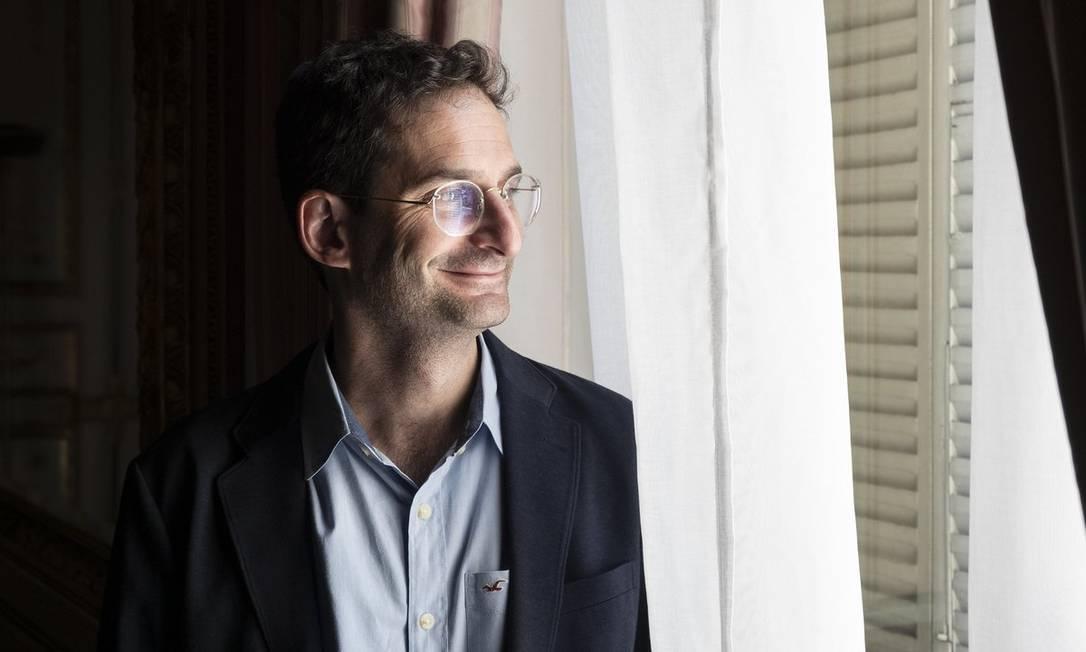 """O historiador argentino Federico Finchelstein: """"Oxalá os historiadores do futuro interpretem nossa época como um período em que os ataques à democracia foram limitados e não tiveram êxito"""" Foto: Arquivo pessoal / Divulgação"""