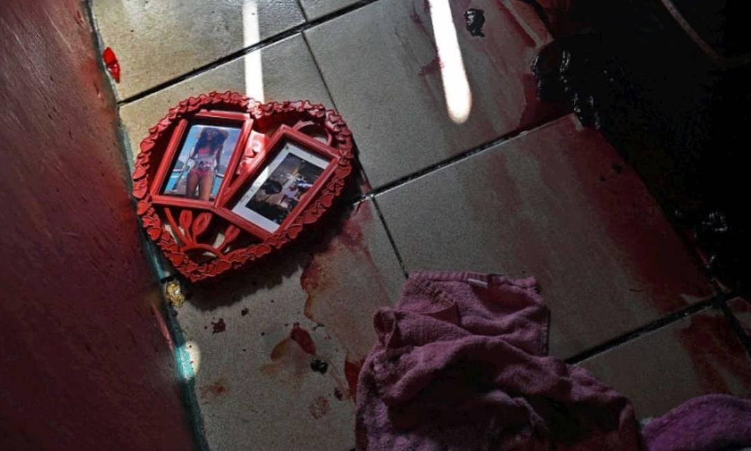 Quarto da criança onde homem foi morto Foto: Reprodução