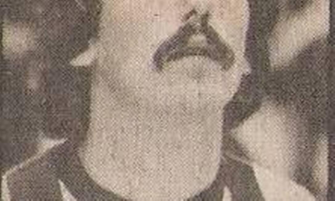 Suíço, ex-jogador de vôlei da seleção em três Olimpíadas e do Botafogo, morreu em 21 de abril de 2021 Foto: Twitter Botafogo