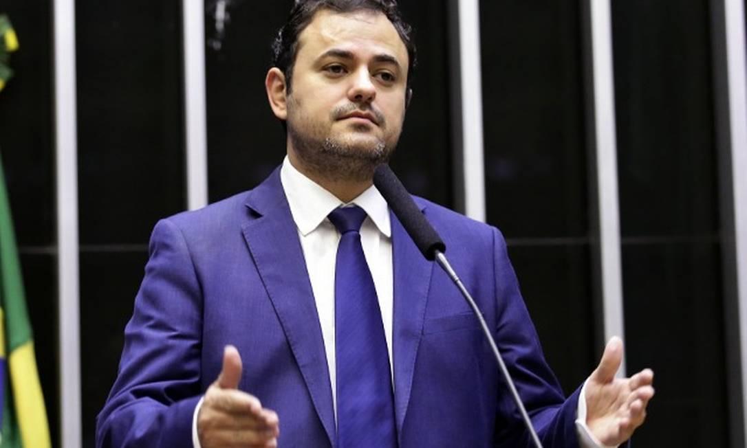 Deputado federal Glauber Braga Foto: Câmara dos Deputados