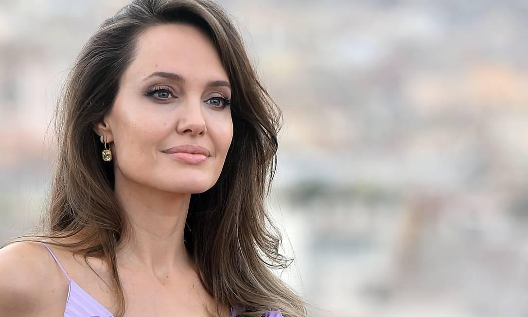 Angelina Jolie Foto: Mondadori Portfolio / Mondadori Portfolio via Getty Im