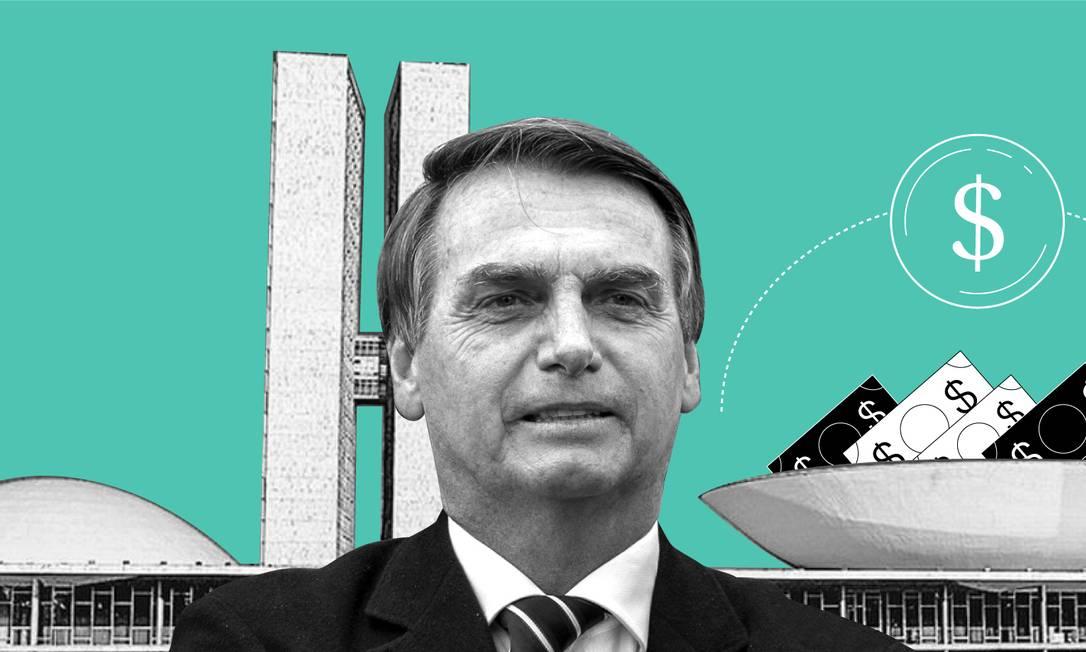 """Baseado em """"emendas do relator"""", orçamento paralelo destinou verbas a parlamentares aliados Foto: O Globo"""