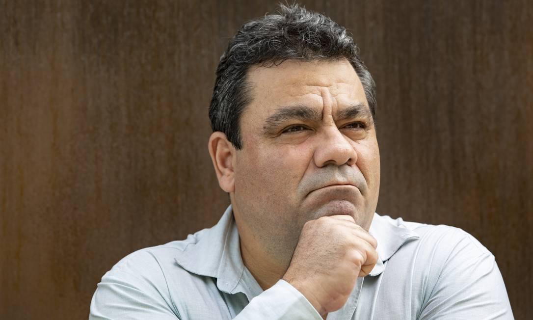 O secretário estadual da saúde Alexandre Chieppe Foto: Ana Branco / Agência O Globo