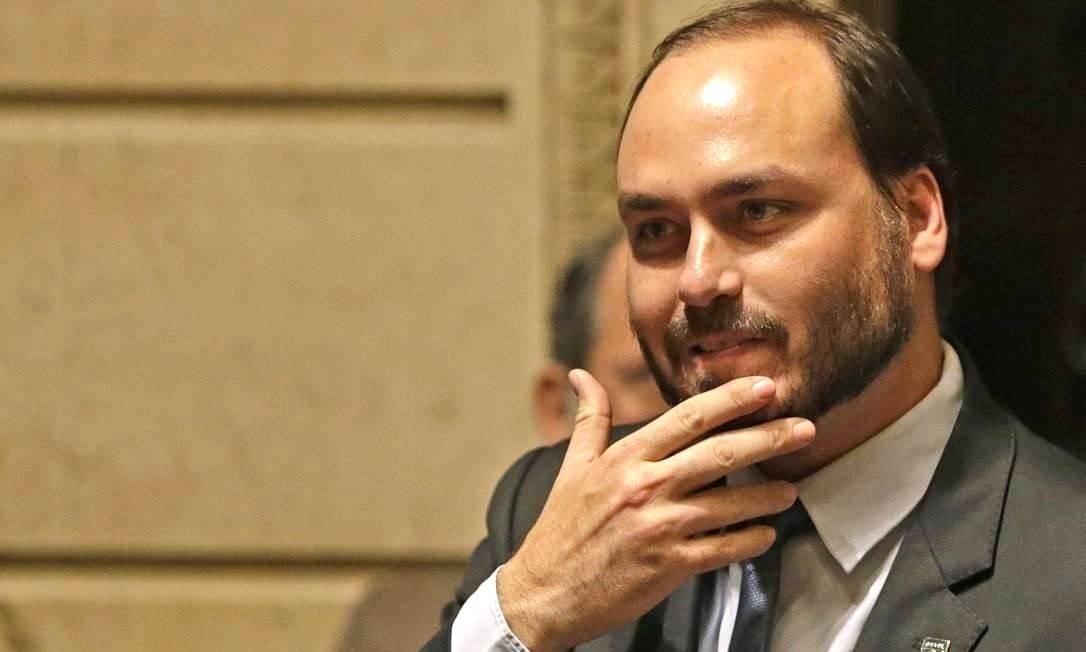 MP indica que depoimentos de funcionários de Carlos Bolsonaro foram  previamente combinados em gabinete - Jornal O Globo