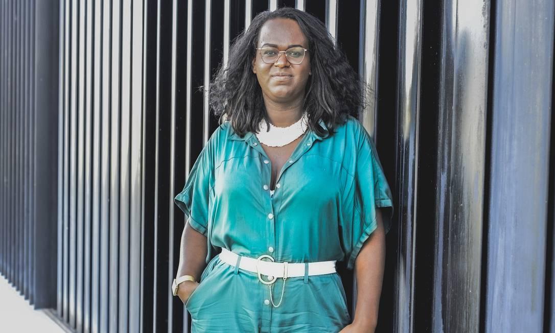 Benny Briolly foi a primeira vereadora trans eleita em Niterói Foto: Divulgação/Rafael Lopes