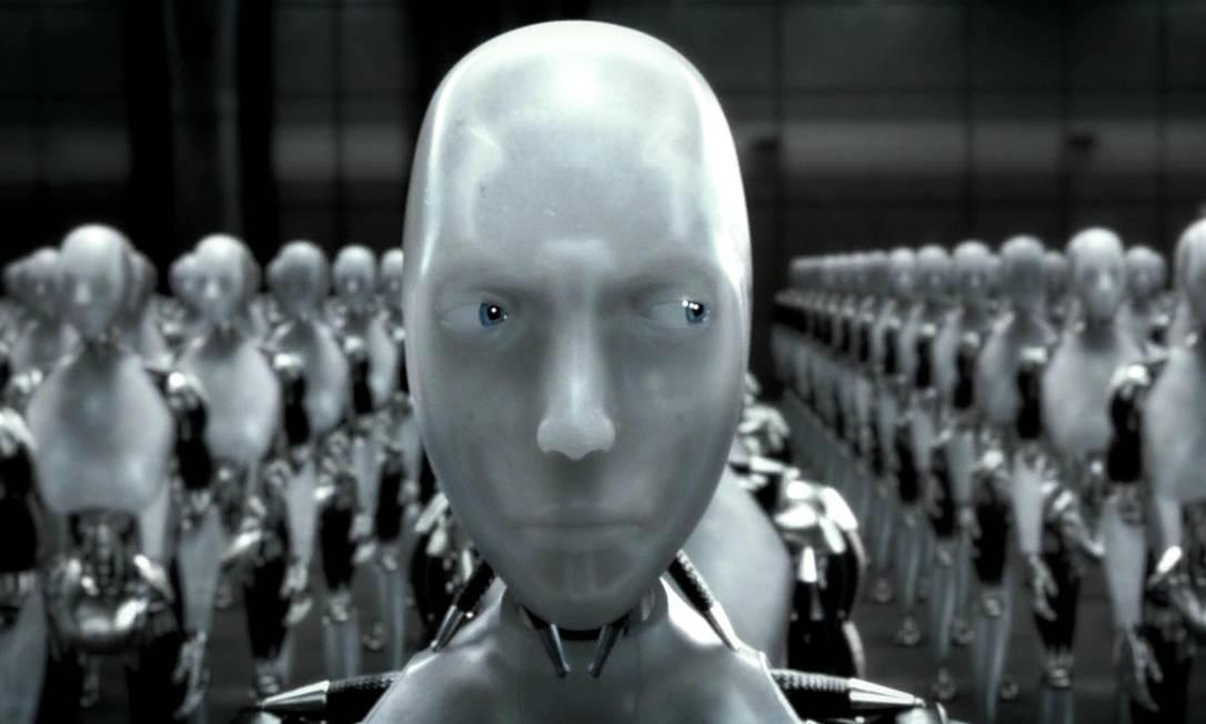 Cena de 'Eu robô': tecnologia em xeque, como na obra de Kazuo Ishiguro Foto: Divulgação