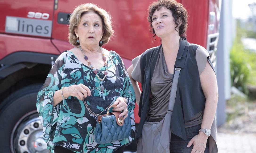 """Eva Wilma em """"Fina estampa"""", novela da TV Globo que foi ao ar em 2011 Foto: Divulgação"""