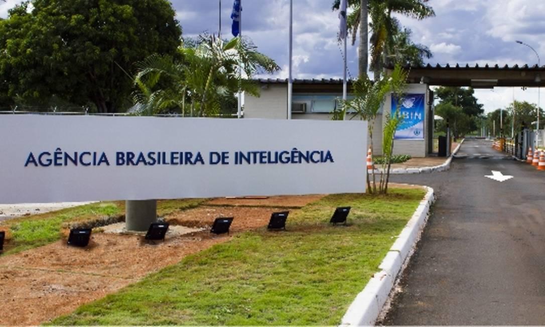Sede da Abin, em Brasília Foto: Abin/Reprodução