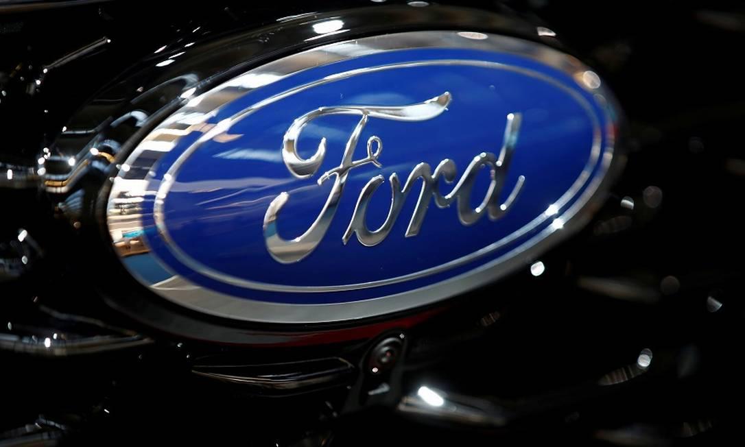 Ford: montadora teve prejuízos constantes na operação brasileira Foto: Wolfgang Rattay / REUTERS