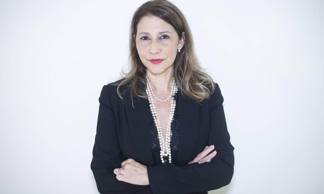 A epidemiologista Ethel Leonor Noia Maciel, professora da Universidade Federal do Espírito Santo Foto: Tati Hauer