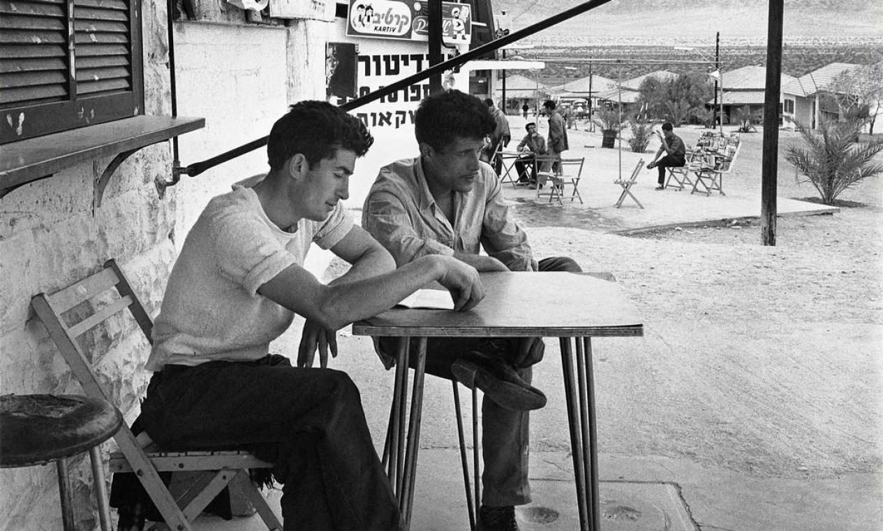 Eilat, Israel, 1959. Foto: Peter Scheier / Acervo Instituto Moreira Salles