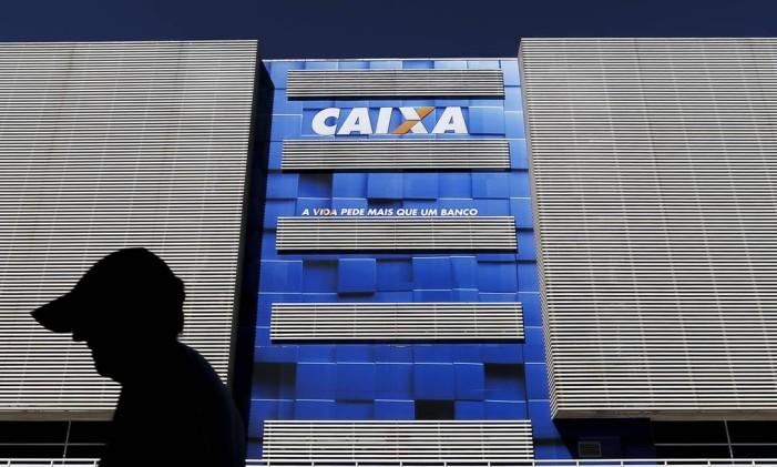Prédio da Caixa Econômica Federal Foto: Marcelo Camargo / /Agência Brasil