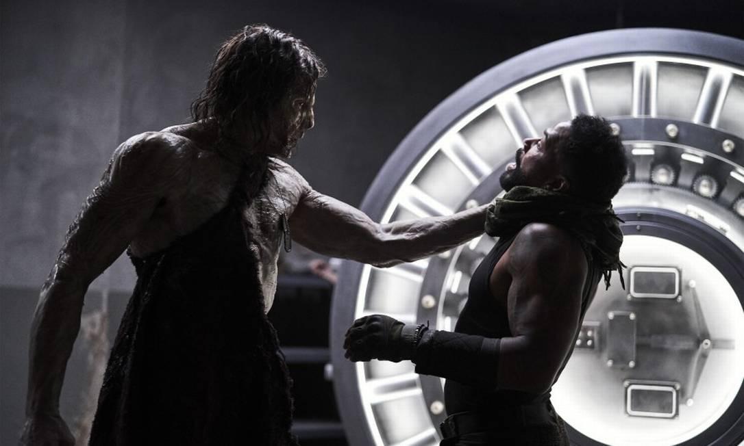 'Army of dead: invasão a Las Vegas', novo filme de Zack Snyder Foto: Clay Enos / Clay Enos/NETFLIX