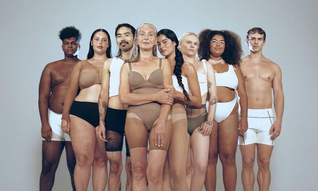 Campanha da Lubs: diversidade Foto: Takeuchiss