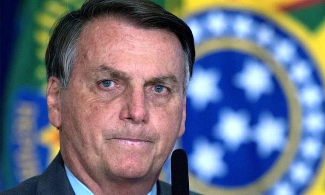 Pesquisas recentes apontam aumento da rejeição a governo Bolsonaro Foto: EPA
