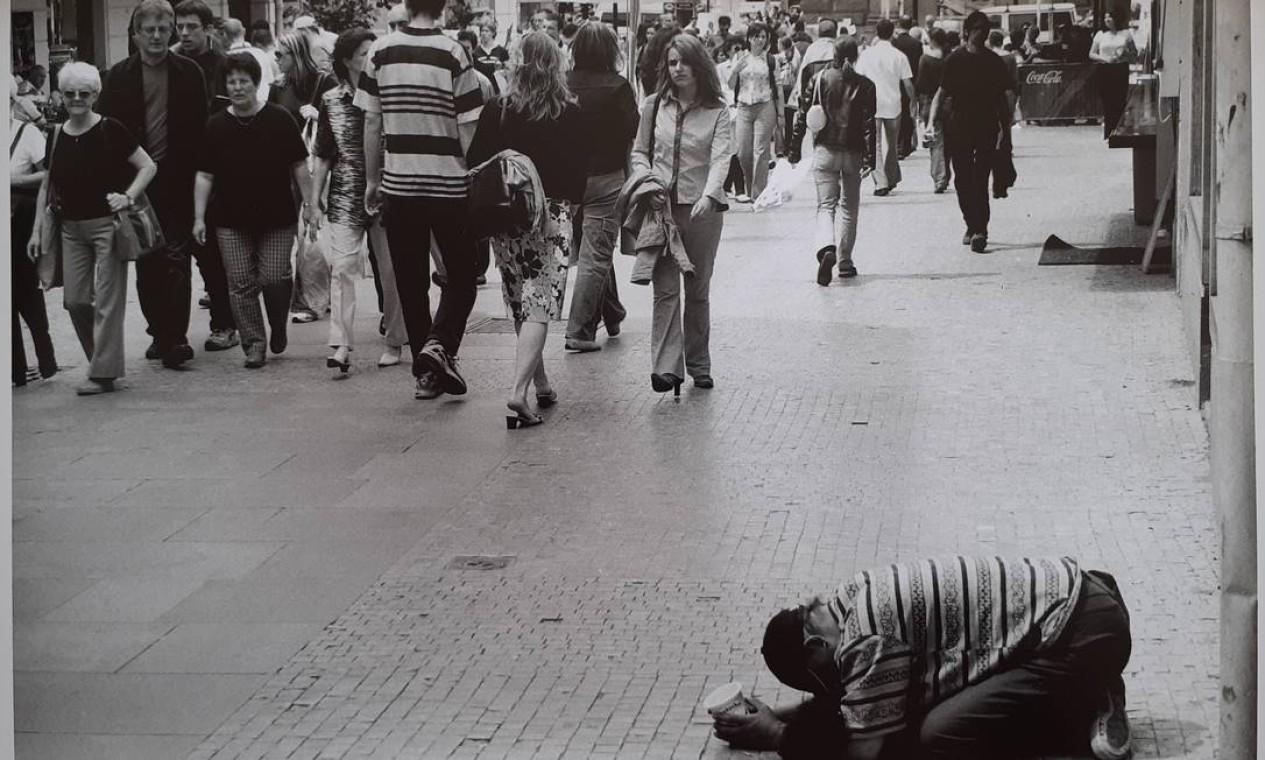 Praga, 2002. Foto: Flávio Damm / Divulgação