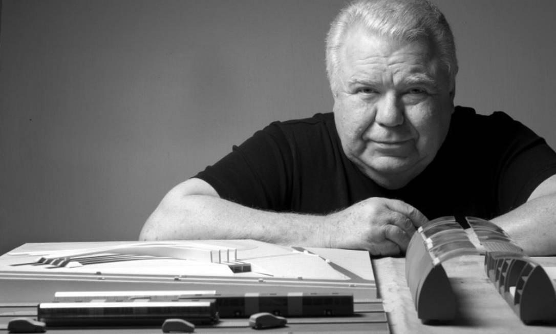O arquiteto e urbanista Jaime Lerner (1937-2021) Foto: Reprodução