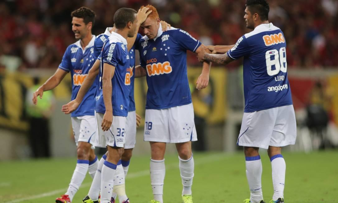 17º puesto - Cruzeiro (2013) - En 2013 el equipo de Minas Gerais ganó sus dos primeros títulos consecutivos con Marcelo Oliveira.  Foto: Bruno Gonzalez / Extra