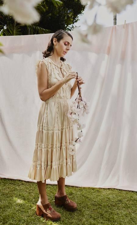 Giovanna Nader Foto: Sher Santos | Edição de moda LARISSA LUCCHESE