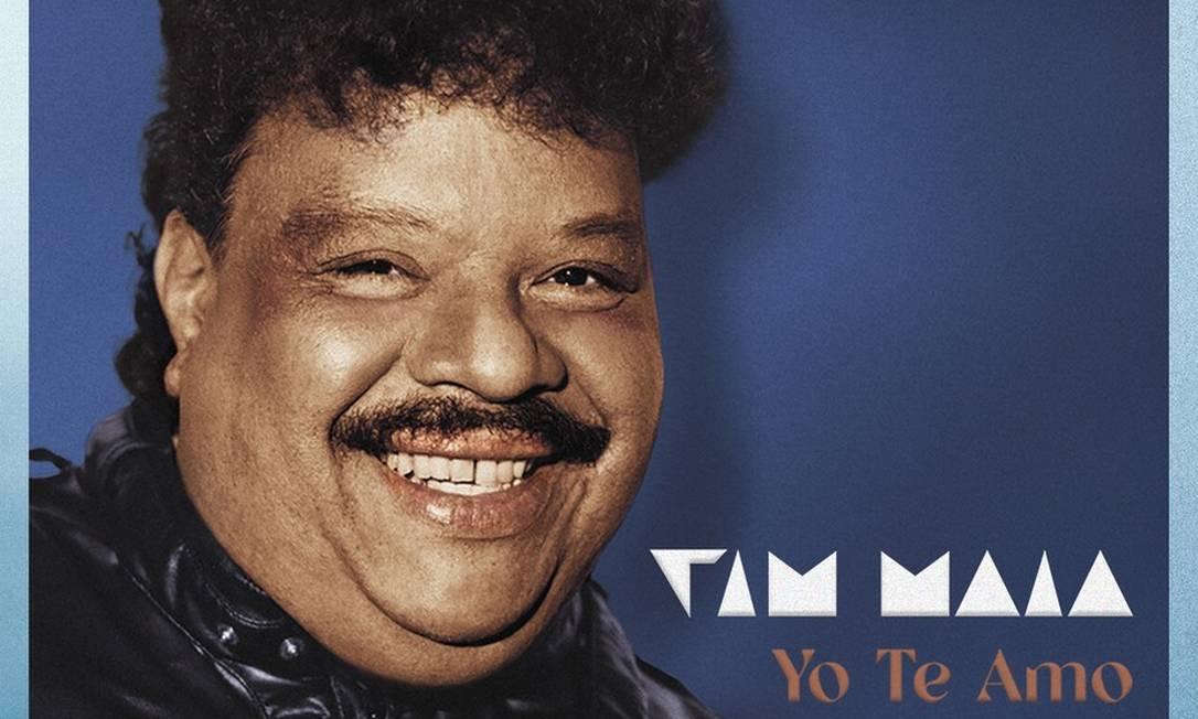 Capa do álbum 'Yo te amo', de Tim Maia Foto: Divulgação