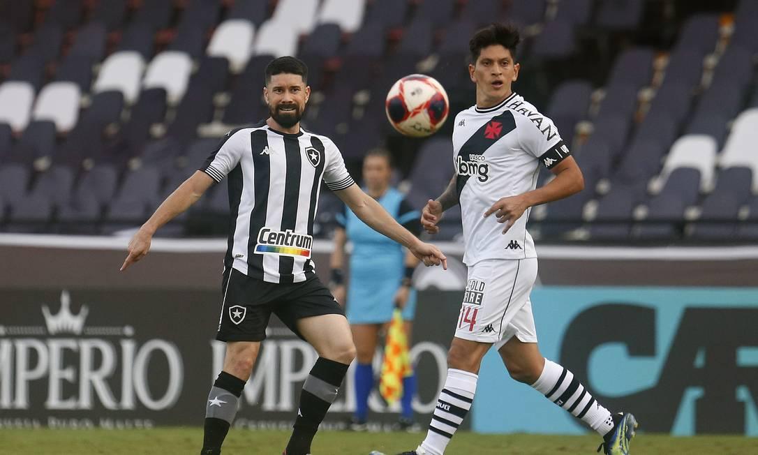 Botafogo e Vasco jogam a Série B em 2021 Foto: Vitor Silva / Botafogo