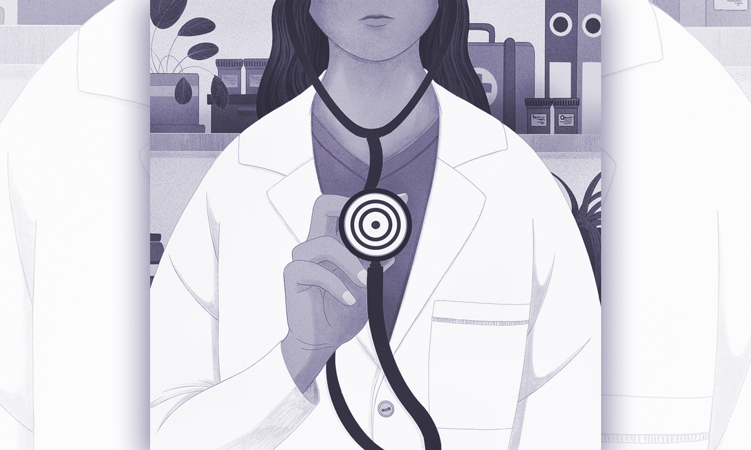 Em depoimento, médica conta o preconceito que asiáticas sofrem nos EUA, até mesmo dentro de hospitais Foto: Shreya Gupta/NYT