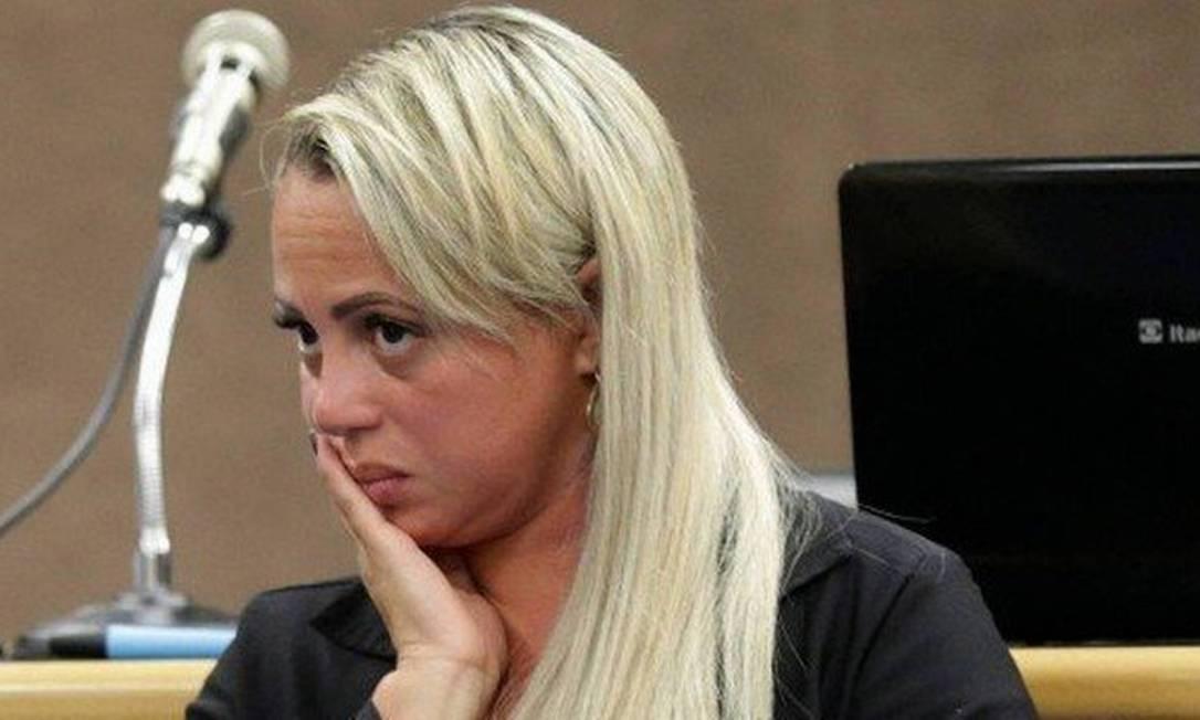 Adriana foi condenada a 20 anos de prisão e já cumpriu quatro Foto: Márcio Alves