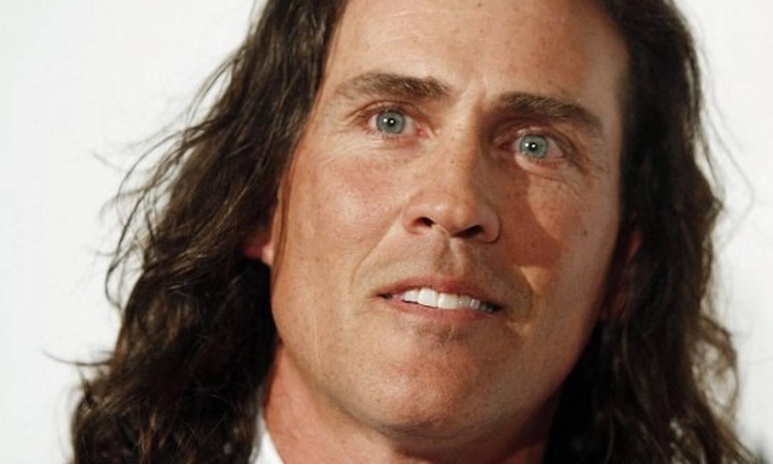 Joe Lara morreu aos 58 anos em um acidente aéreo Foto: KEVIN WINTER / AFP