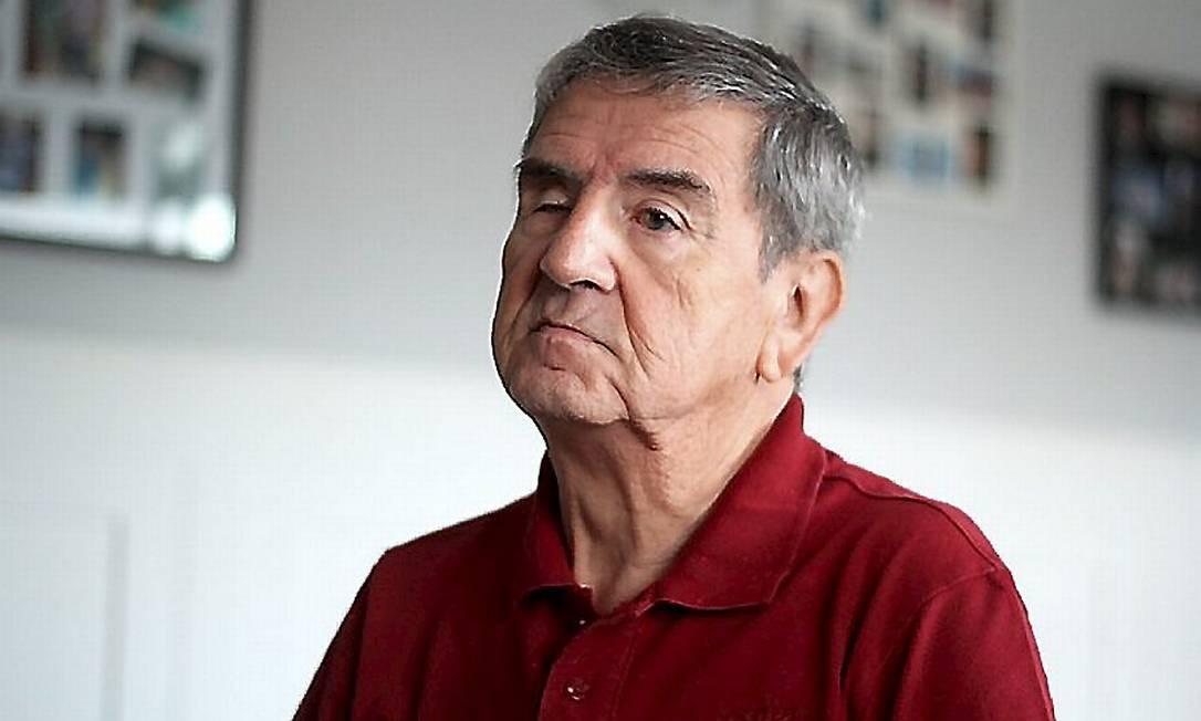 Januário de Oliveira foi voz marcante das transmissões do futebol carioca Foto: Foto INSTAGRAM / Agência O Globo