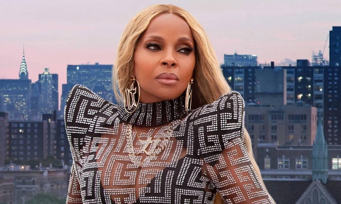 """""""Mary J. Blige's My Life"""" (11/6), Prime Video: documentário sobr a artista Foto: Divulgação"""