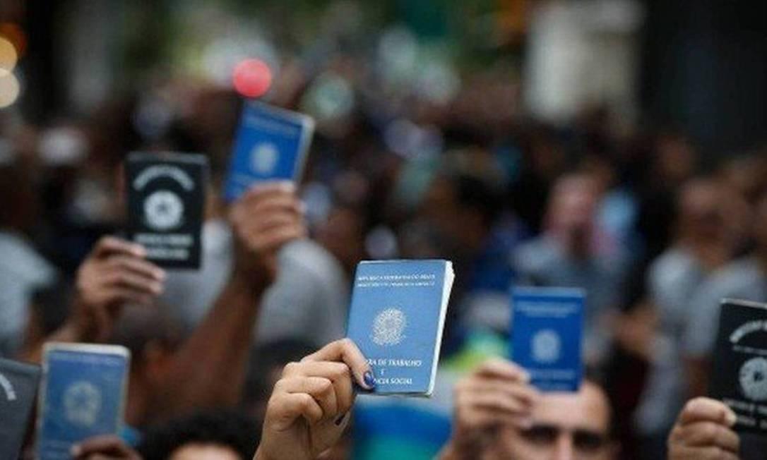 Pandemia aumentará desemprego global Foto: Agência O Globo