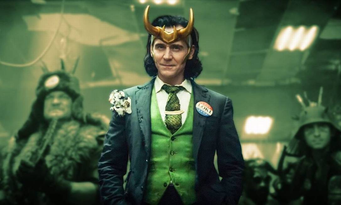 """""""Loki"""" (9/6), Disney+: A aguardada série com Tom Hiddleston parte dos últimos acontecimentos depois de """"Vingadores: Ultimato"""" Foto: Divulgação"""