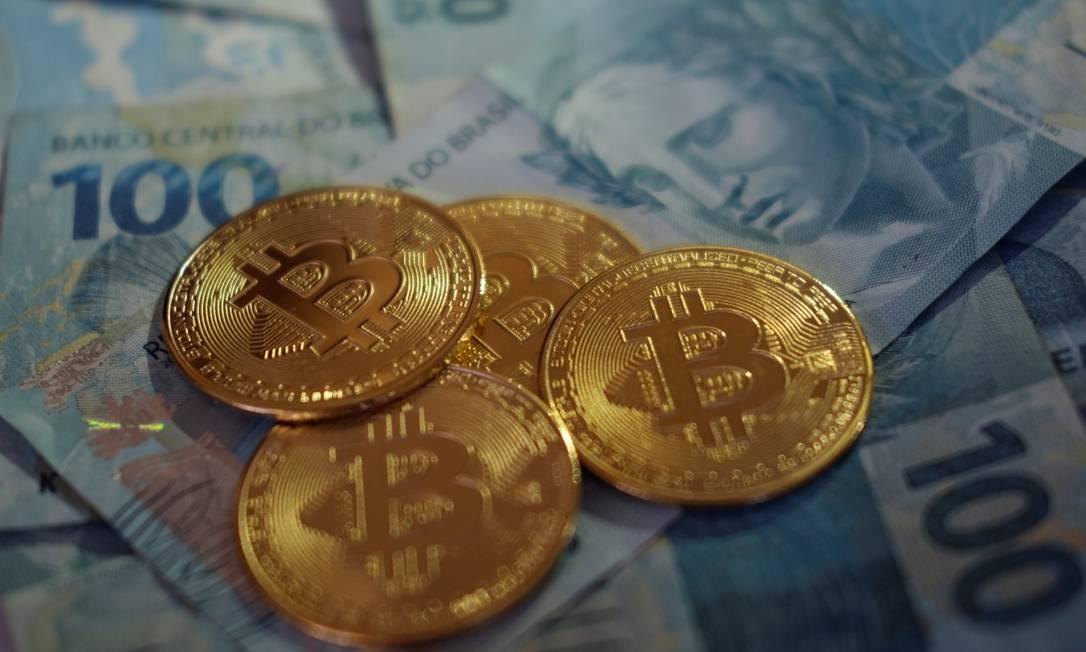 Sequestradores pediram pagamento de resgate com Bitcoins Foto: RICARDO MORAES / REUTERS