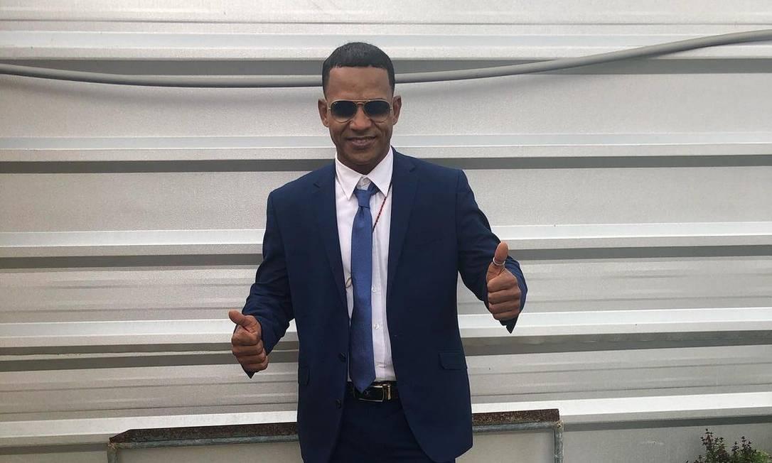 Maykel Osorbo é um rapper cubano de 37 anos e está preso após acusações resistência, desacato e agressão Foto: Reprodução / Instagram