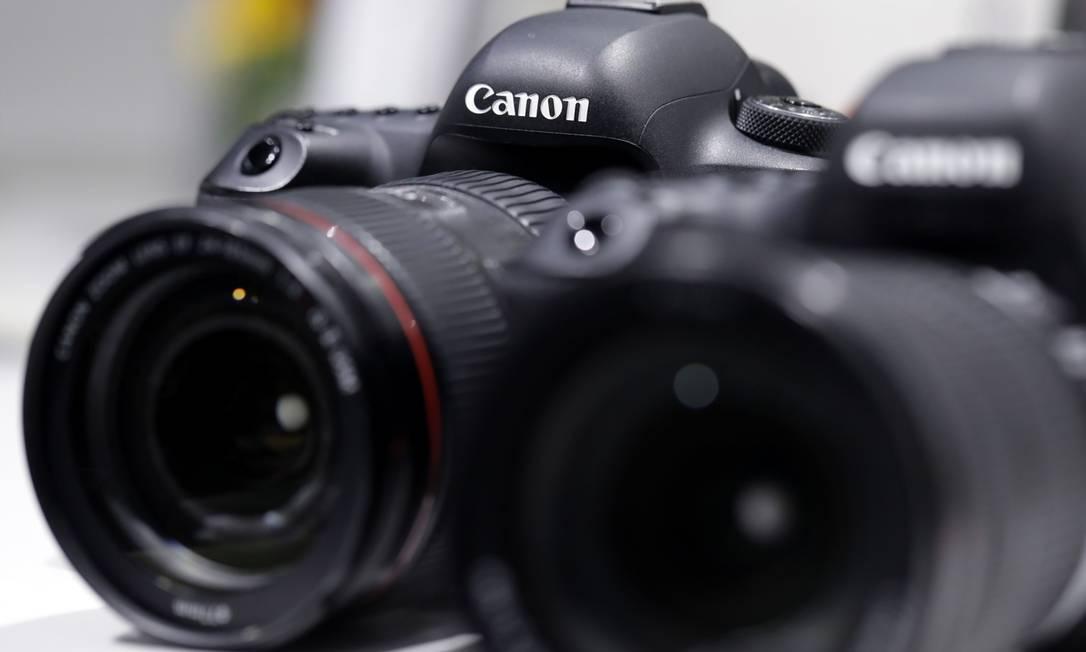 A Canon Brasil vai fechar sua fábrica no Pólo Industrial de Manaus, dispensando os cerca de 40 funcionários da unidade Foto: Kiyoshi Ota / Bloomberg