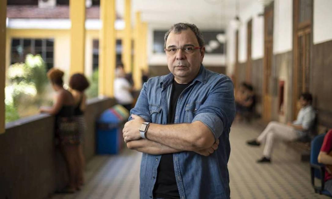 Carlos Fico, historiador e professor da UFRJ Foto: Fernando Souza / Fernando Souza