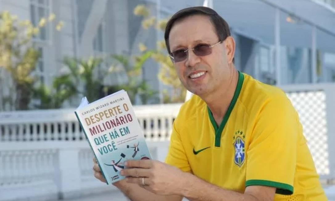 O empresário Carlos Wizard Foto: Adriana Lorete | Agência O Globo