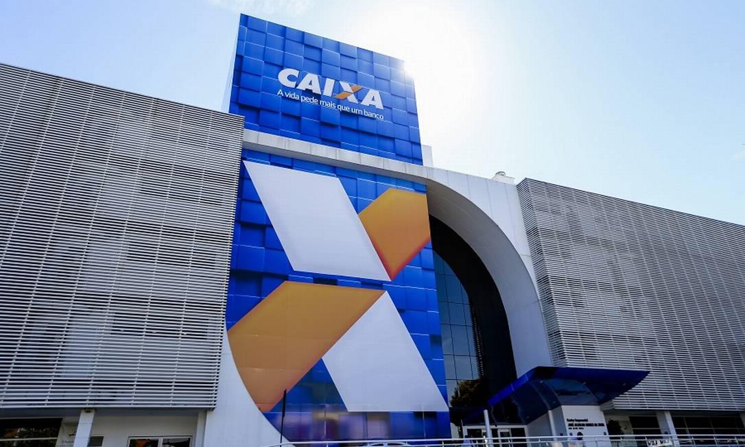 Prédio da Caixa Econômica Federal: banco facilita pagamento de crédito imobiliário, com suspensão de pagamento e desconto em parcelas Foto: Marcelo Camargo / Agência Brasil