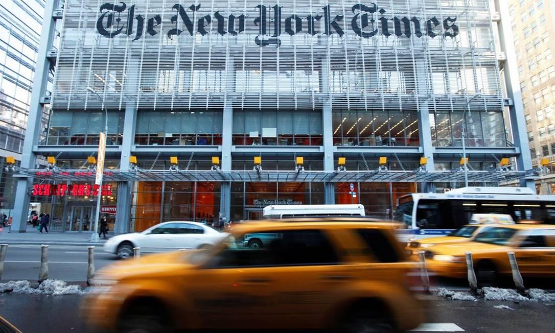 New York Times chega a 7,9 milhões de assinantes, com 90% deles de produtos digitais