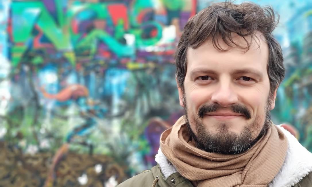 José Paulo Guedes Pinto, da Ação Covid, diz que só imunização conterá pandemia no Brasil Foto: Arquivo Pessoal