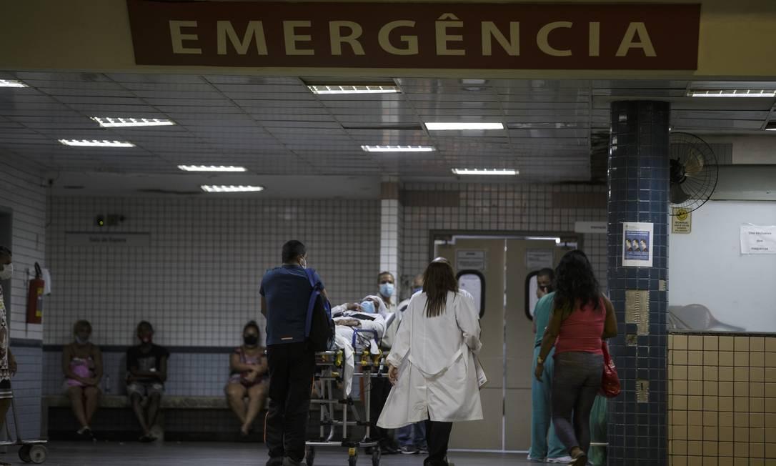 ANS discute hoje novas regras para troca de hospitais por planos de saúde Foto: Alexandre Cassiano/29-03-2021