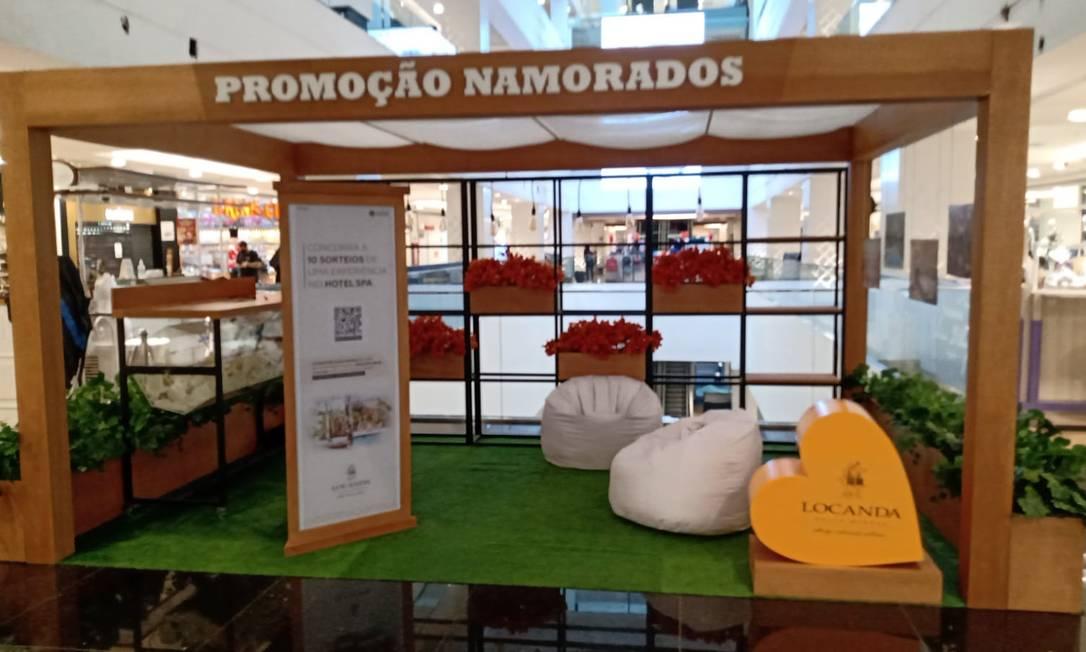Shopping Tijuca vai sortear diárias em um hotel em Petrópolis, na Região Serrana do Rio Foto: Divulgação/Shopping Tijuca