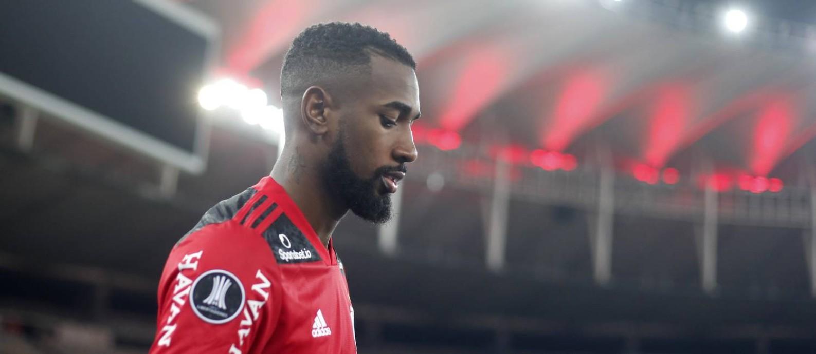 Gerson é vendido ao futebol francês Foto: ANTONIO LACERDA / Pool via REUTERS