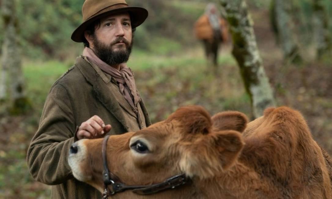 """Cena do filme """"First cow - A primeira vaca da América"""" Foto: Divulgação"""